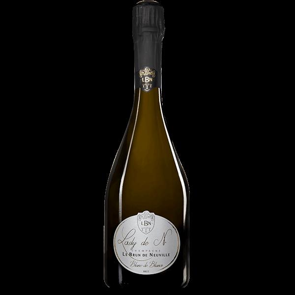 Champagne Blanc de Blancs Le Brun de Neuville - Champagne Médaillé