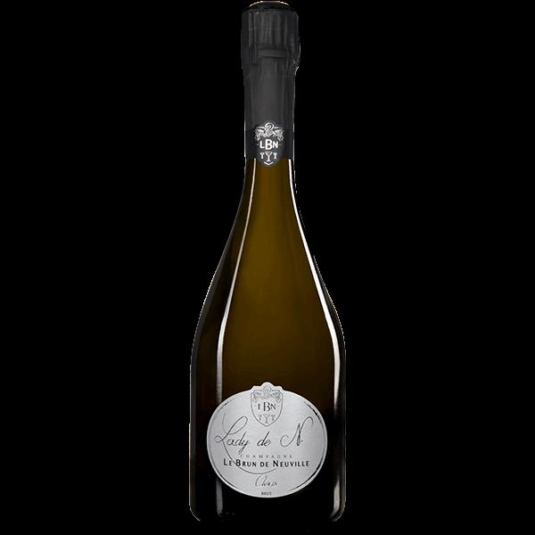 Champagne Brut Clovis Le Brun de Neuville - Champagne Médaillé