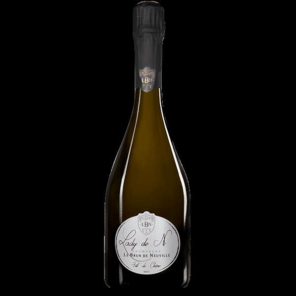 Champagne vieilli en Fût de Chêne Le Brun de Neuville - Champagne Médaillé