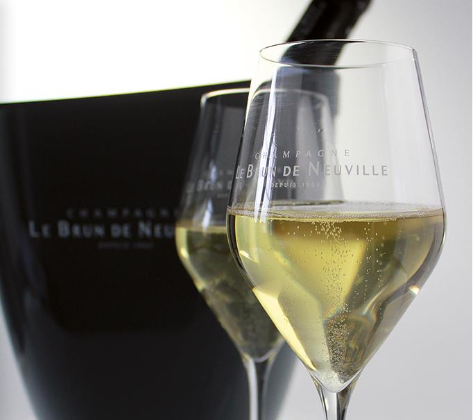 Maison de Champagne Le Brun de Neuville - Grande Cuvée de Champagne Blanc de Blancs