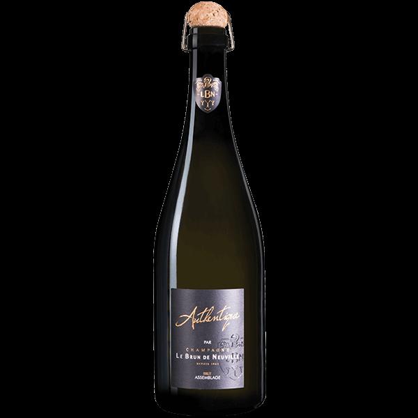 Champagne Le Brun de Neuville - Cuvée Authentique Assemblage