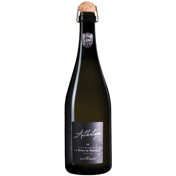 Gamme Champagne Authentique