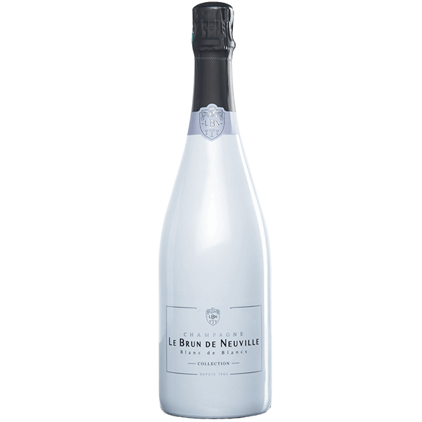 Collection Blanc de Blancs Champagne Le Brun de Neuville