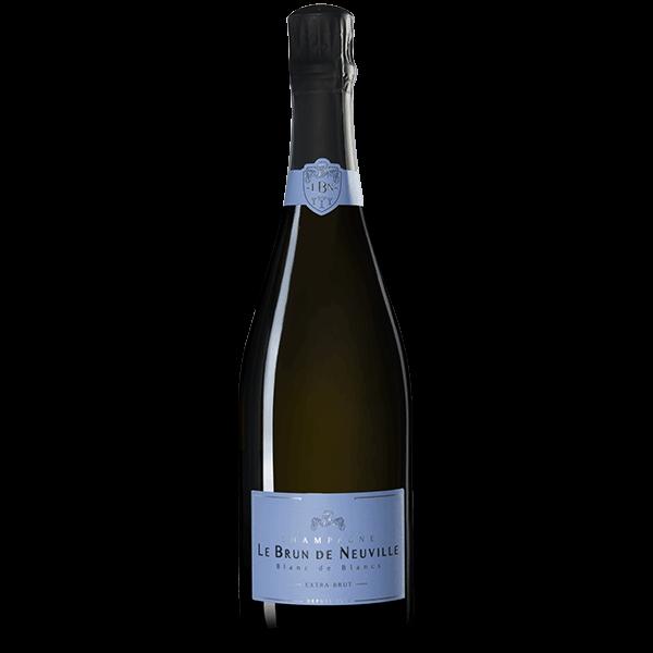 Blanc de Blancs Extra-Brut Champagne Le Brun de Neuville