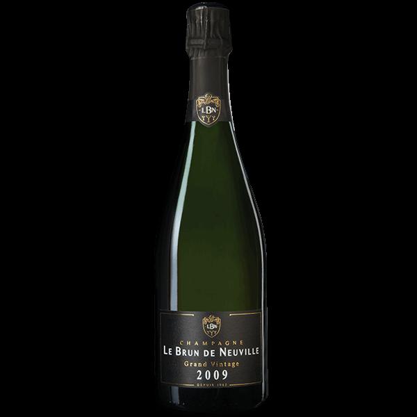 Grand Vintage 2009 Champagne Le Brun de Neuville