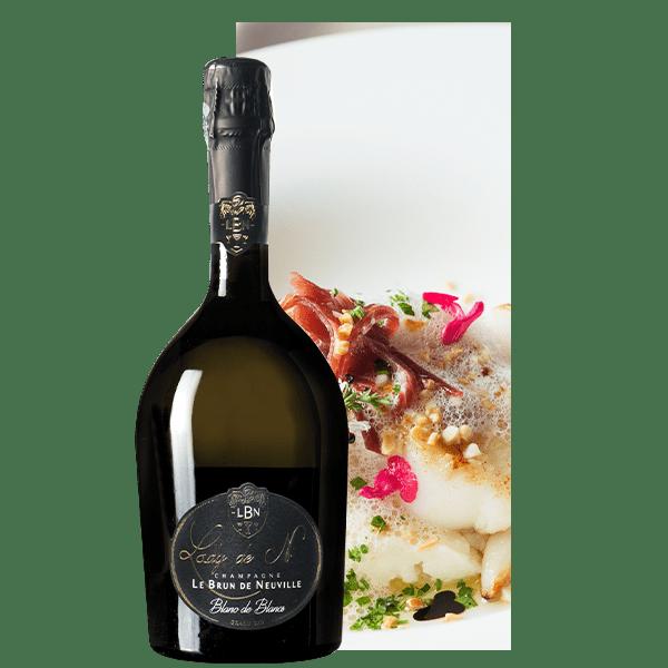 Champagne Lady de N. Grand Cru