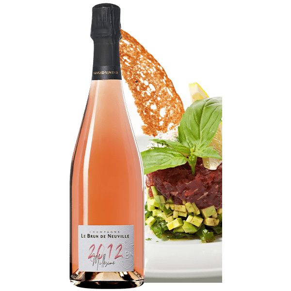 Grand Vintage Rosé 2012 - Champagne Le Brun de Neuville