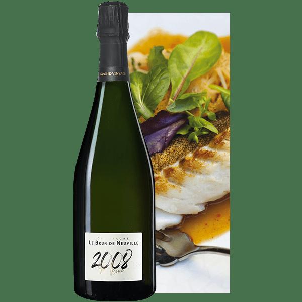 Grand Vintage 2008 - Champagne Le Brun de Neuville